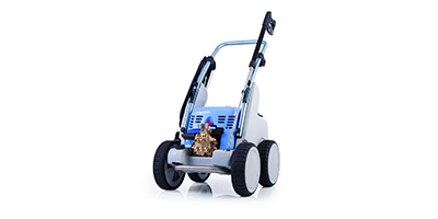 High-pressure cleaner quadro - 400 V