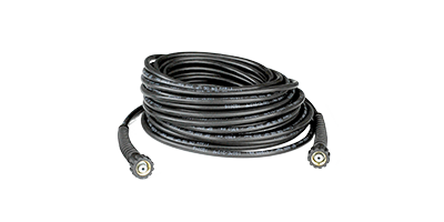Flexi - basic high-pressure hose for modular poles